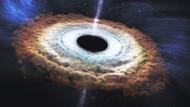 Güneş'in 100 bin kat büyüklüğünde kara delik bulundu