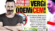 Cem Yılmaz'dan Takvim'in Vergi kaçırıyor iddialarına yanıt: Ahlaksız ve çaresiz insanların...