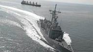 Yardım çağrısında bulunan Yunan gemisine Türk fırkateyni yetişti
