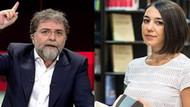 Ahmet Hakan'dan Melis Alphan'a: Atma Recebiye! Köşe kardeşiyiz