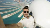 Brezilyalı pilotun tepki çeken fotoğrafının sırrı belli oldu