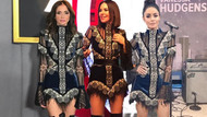 Aynı elbiseyi giyen ünlü kadınlar sosyal medyanın diline düştü