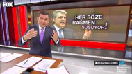 Fatih Portakal'dan olay Gül yorumu! Canlı yayında dayanamayıp...
