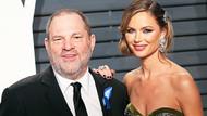 Harvey Weinstein taciz rezaletlerinin ardından 15 milyon dolara boşanıyor