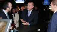 Cumhurbaşkanı Erdoğan Etiler'deki ünlü çorbacıda