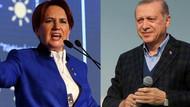 Meral Akşener'den Erdoğan çıkışı: Tek adamlığa hayır