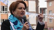 Meral Akşener Zekeriya Öz'le bombaladı: Heykelini dikiyorlardı