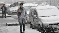 Meteoroloji'den son dakika uyarısı: İstanbul'da kar yağışı başlıyor