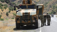 Hakkari'de hain saldırı! Üs bölgesine Kuzey Irak'tan füze attılar
