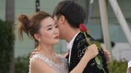 Çinli çiftler romantizmi Kuşadası'nda yaşadı