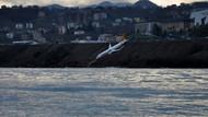 Pistten çıkan uçağın pilotu konuştu: Birden sağ motor hızlandı ve uçak sol tarafa gitti