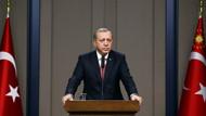 Erdoğan: Afrin operasyonu muhaliflerle birlikte yapılacak