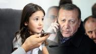Cumhurbaşkanı Erdoğan'dan minik Irmak'ı sevindiren telefon