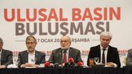 Temel Karamollaoğlu'nun uzun konuşması Fehmi Koru'yu uyuttu