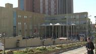 115 hamile çocuk skandalı hastane önünde protesto edildi