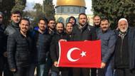 6 Türk vatandaşı Kudüs'te gözaltına alındı