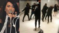 Hande Yener'in yılbaşı konserinde olay çıktı! Yumruklar havada uçuştu
