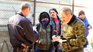Canlı bomba sanılan Suriyeli kız, kaçırılmayı bekliyormuş