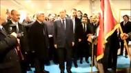 Tayyip Erdoğan'ı Kocaeli'de sarıklı komutan karşıladı