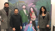 Ali Elmacı'nın birbirinden özgün 10 tablosu