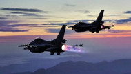 TSK havadan harekata başladı; ÖSO, YPG bölgesine girdi