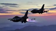 CANLI YAYIN: Afrin harekatı başladı! Türk jetleri PYD'yi bombalıyor..
