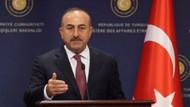 Mevlüt Çavuşoğlu'dan Afrin açıklaması: Suriye rejimini yazılı olarak bilgilendirdik