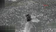 TSK Afrin operasyonunda teröristleri böyle vurdu