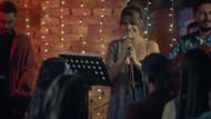 Aslı Enver İstanbullu Gelin için şarkı söyledi