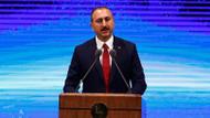 Adalet Bakanı Gül'den Zeytin Dalı açıklaması!