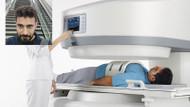 Hindistan'da korkunç olay! MRI cihazı adamı yuttu