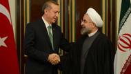 Cumhurbaşkanı Erdoğan ve Ruhani flaş görüşme