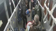 Kocaeli'de otobüs şoförü bebeğin hayatını kurtardı