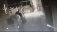 CHP'li başkanın kız kardeşlerine çirkin saldırı! İşte o anlar!