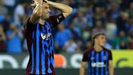 Trabzonsporlu Burak Yılmaz 2 hafta sahalardan uzak kalacak