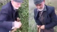 Köpeğe tecavüz eden 82 yaşındaki sapık yakalandı!