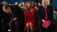 Trump'ın Beyaz Saray sırları: Melania gözyaşları içinde..