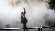 ABD gazlıyor: İran halkının meşru isteklerini destekliyoruz
