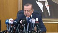 Erdoğan'dan Beşiktaş Belediyesi açıklaması: Demek ki su kaçağı var