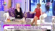 Gülben Ergen Seda Sayan'a çıktı, saydırdı: Benim ölümümü seyrettiler