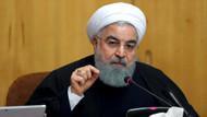 Ruhani'den protestolara yer vermeyen İran devlet televizyonuna tepki