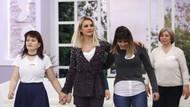 Esra Erol'da annelerini arayan Esra ve Nurcan kardeşler ağlattı