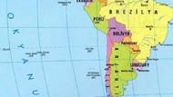 Bolivya'nın sınırları mahkeme kararıyla değişiyor