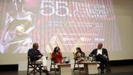 Uluslararası Antalya Film Festivali'nde Hazal Kaya'yı ağlatan kutlama