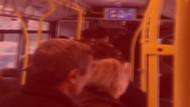 Halk otobüsünde cinsel tacize 8 yıl ceza istendi
