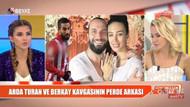 Beyaz TV sunucusu Bircan Bali'den Berkay Arda Turan kavgasında flaş taciz iddiası