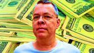 Dolar/TL'ye Brunson etkisi! İşte son durum