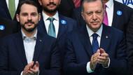 Recep Tayyip Erdoğan ve Berat Albayrak'a 7.8 milyar yedek ödenek