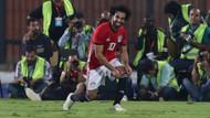 Mohamed Salah'tan inanılmaz gol! Bunu da yaptı