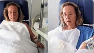 Kol kırığı için gitti, yanlış teşhis nedeniyle beyin kanaması geçirdi